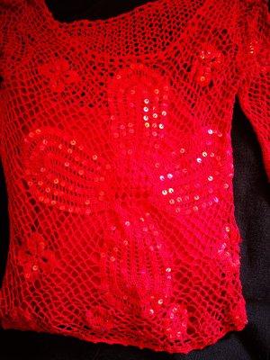 Nicowa Tunic red