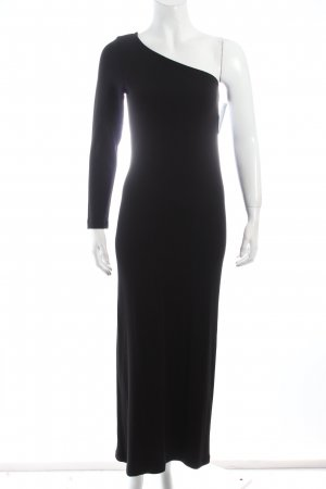 Nicowa One-Shoulder-Kleid schwarz Eleganz-Look