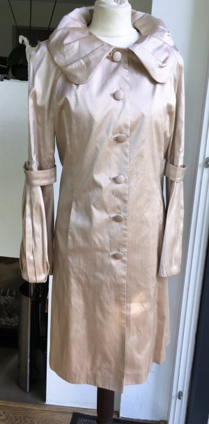 Nicowa Short Coat multicolored silk