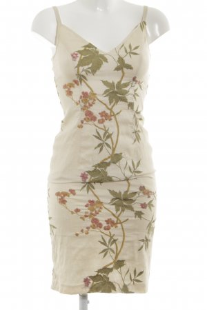 Nicowa Trägerkleid Blumenmuster Casual-Look