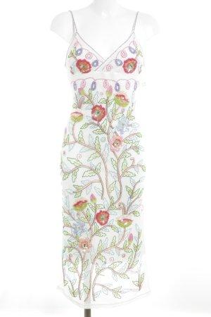 Nicowa Overgooier bloemen patroon elegant