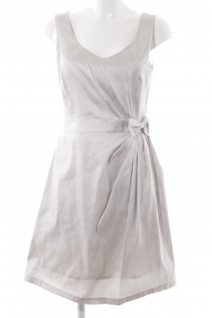 Nicowa Trägerkleid silberfarben Elegant
