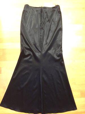 NICOWA-Wunderschöner Satinrock in schwarz *SALE*