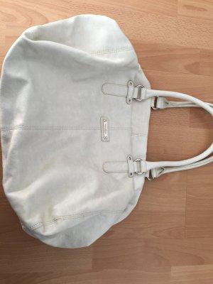 **Nie genutzt** weiße Handtasche