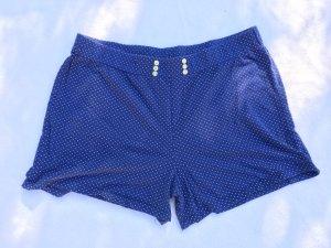 nie getragene, gepunktete Pyjama-Shorts von Triumph
