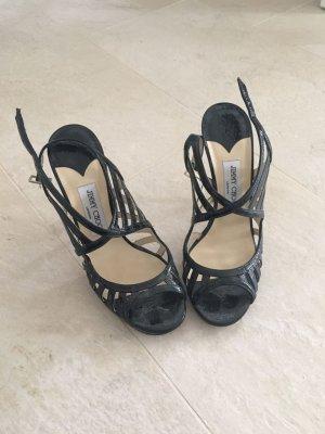 nie getragene Jimmy Choo High Heel Sandaletten