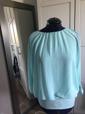 Niedliche Bluse in Türkis