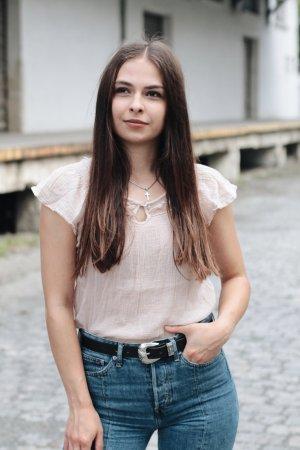 niedliche Bluse von Zara