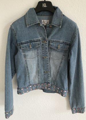 Niedliche Jeans Jacke