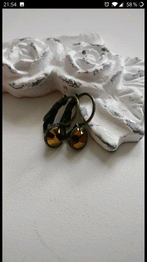 Niedliche Ohrhänger von Konplott,Gold,neuwertig