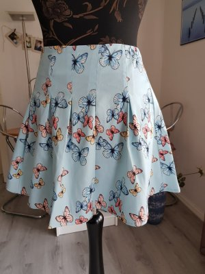 Tulip Skirt light blue