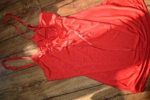 Négligé rouge