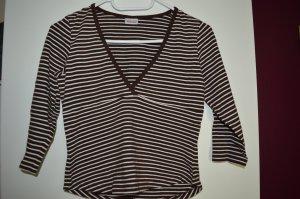 Niedliches Streifen-Shirt Gr. S Madonna