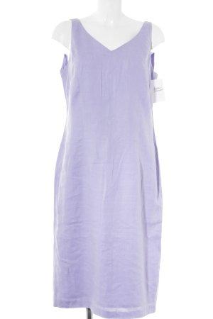 Nienhaus Midi-jurk paars casual uitstraling