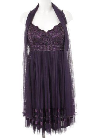 Niente Abendkleid purpur-lila Elegant