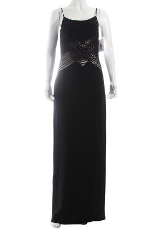 Niente Abendkleid schwarz Eleganz-Look