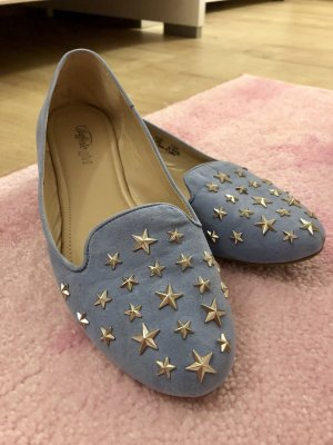 Nieten Ballerinas Sterne