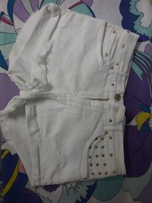 Nieten Hotpants Zara