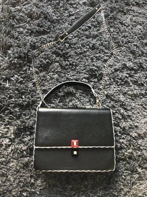 Nietenbesetzte Lookalike crossbody ca 18x22,5x6 Fendi inspirierte Tasche