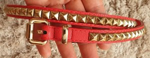 H&M Cintura rosso