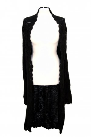 Birger et Mikkelsen Sweater zwart Gemengd weefsel