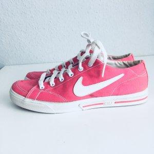 Nike, 37,5 pink weiß
