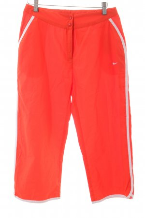 Nike 7/8-Hose dunkelorange sportlicher Stil
