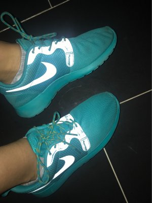 Nike Slippers turquoise