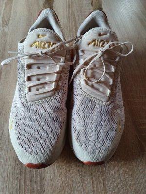Nike Sneaker stringata bianco-rosso chiaro