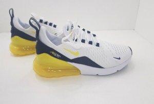Nike air 270 Original weiß gelb neu