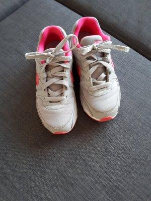 Nike Sneakers zilver-violet