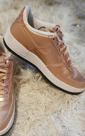 Nike Air Damen Sneaker Rose Gold rosegold Gr 38,5