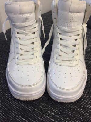 Nike Air Feather High white Gr. 40,5 US 9