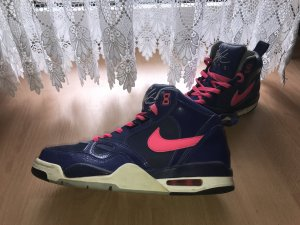 Nike Sneakers met veters blauw-roze