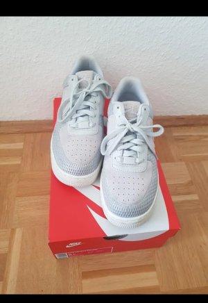 Nike Zapatillas color plata-azul celeste