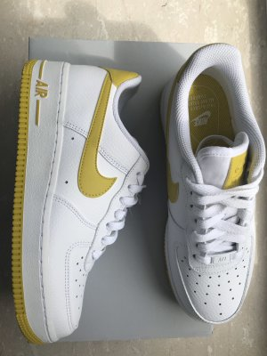 Nike Skater Shoes white-lime yellow