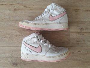 Nike Air Force 1 Air Force One weiß rosa 38,5