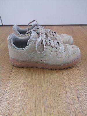 Nike Air Force 1, Beige, Gr. 38