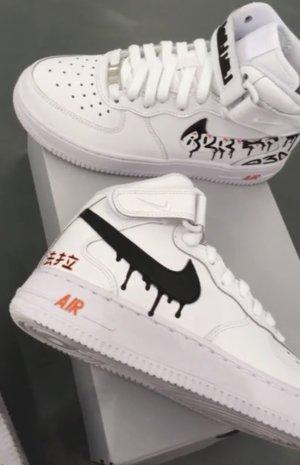 Nike air Force 1 - Einzelstück