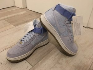 Nike Air Force 1 High - babyblau