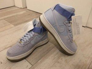 Nike Air Force 1 High - babyblau