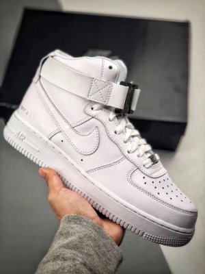 Nike Air Force 1 high weiß Streetstylelook