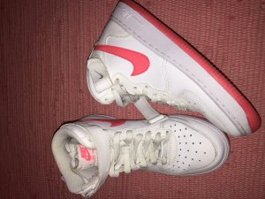 Nike Air Force 1 Mid Glow GS Scharia   glow in the dark