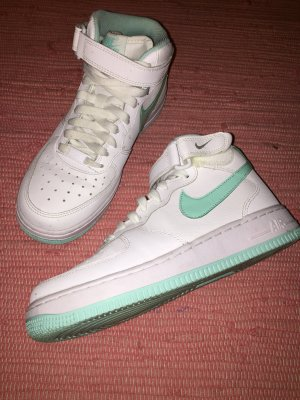 Nike Air force 1 Mid GS 518218-107