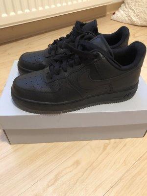Nike Air Force 1 schwarz