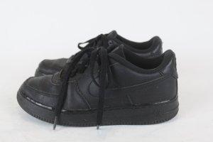 Nike Air Force 1 Sneaker Turnschuh Gr. 37 schwarz (18/12/K)