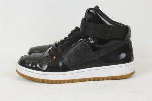 Nike Air Force 1 Sneaker Turnschuhe Gr. 39 schwarz