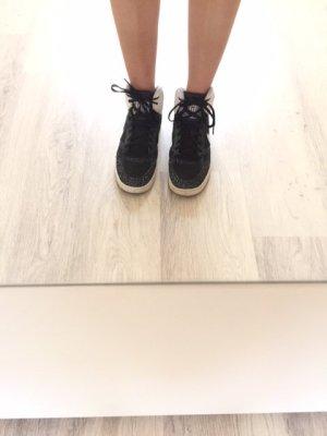 Nike Scarpa nero-bianco