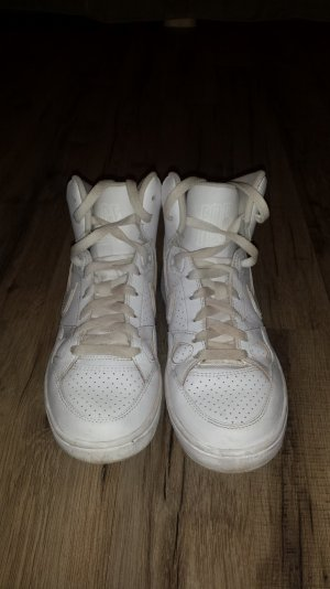 Nike Air Force hoch weiss