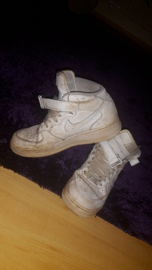 Nike Shoes white leather